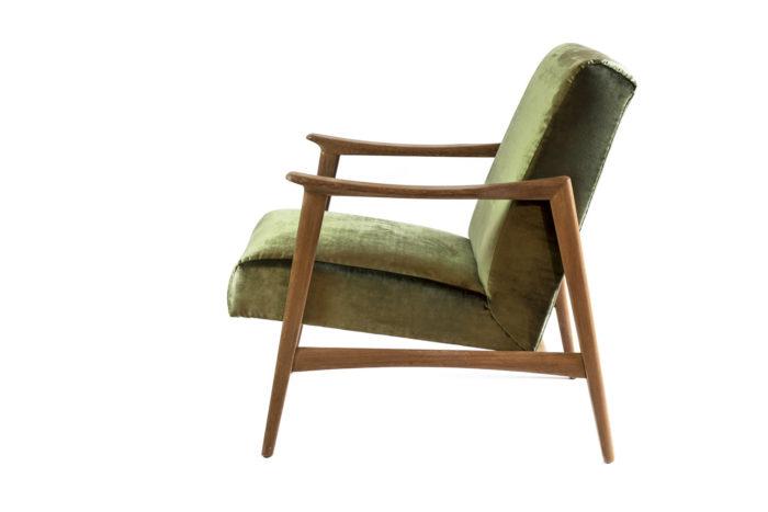 arne hovmand fauteuil côté 2