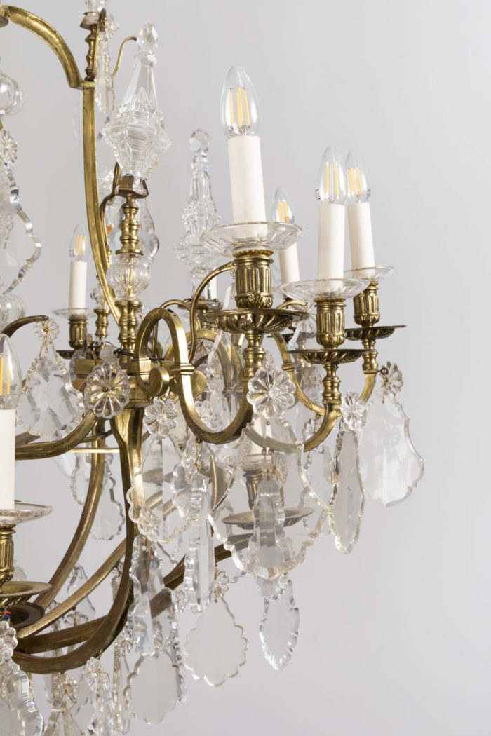 baccarat chandelier arm light
