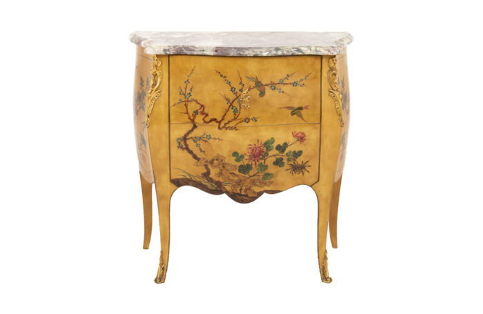 commode sauteuse style louis xv prcpl