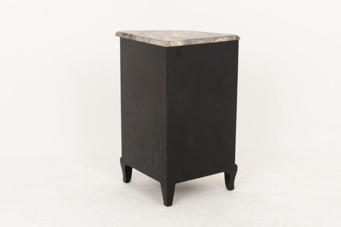 louis xv style corner cabinet back