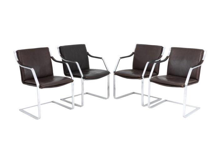 fauteuils cantilever glatzel knoll