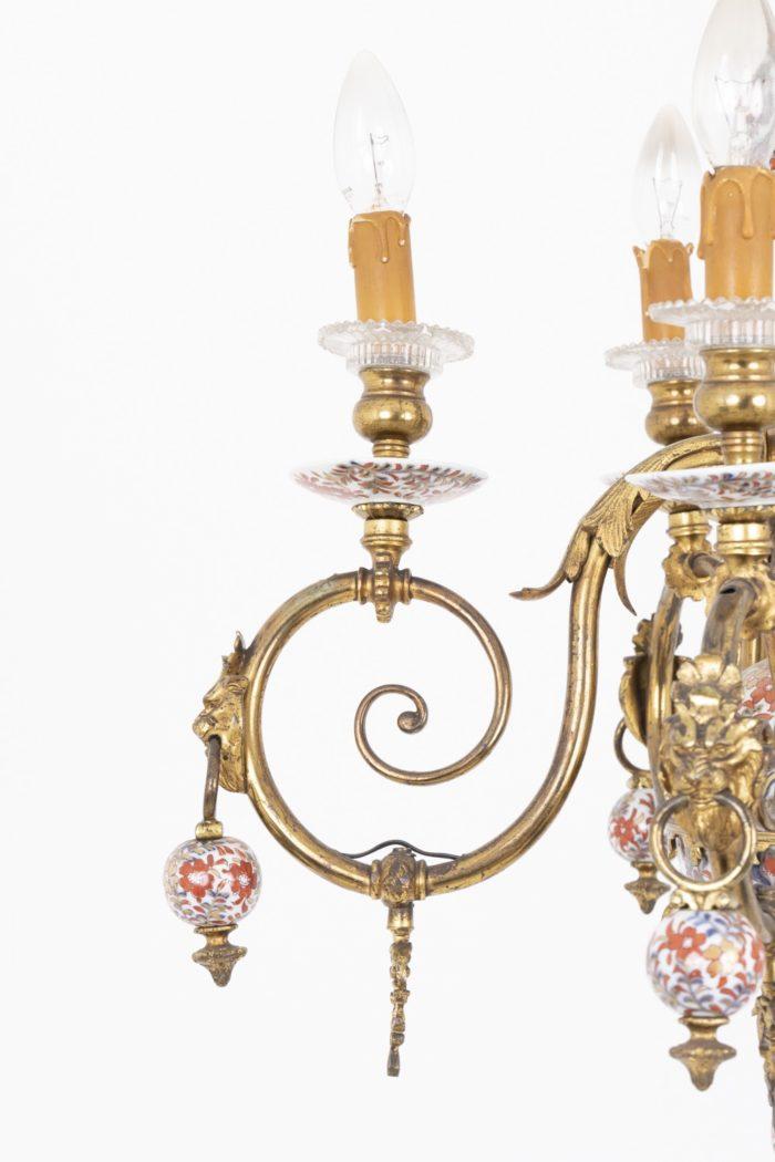 lustre hollandais bras de lumpière