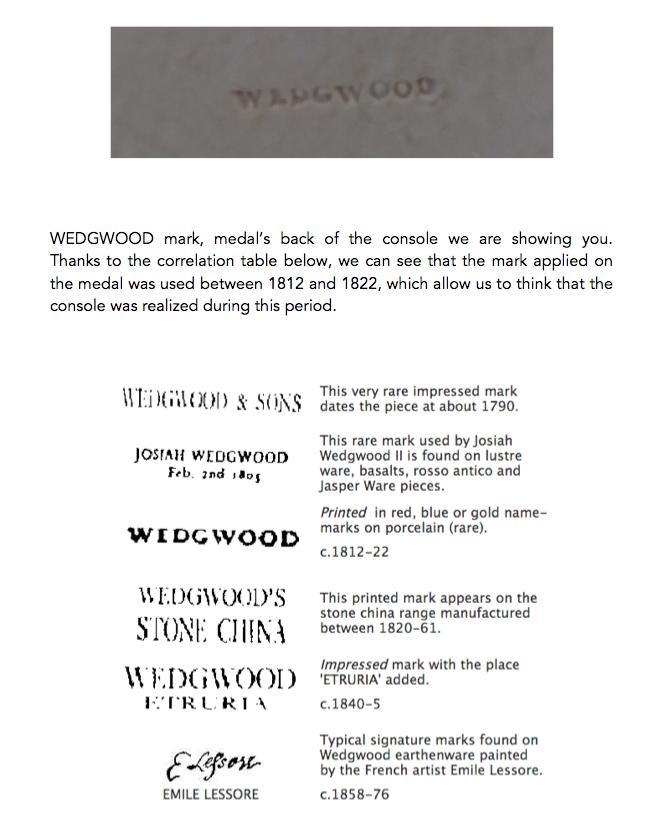 marks wedgwood porcelain EN