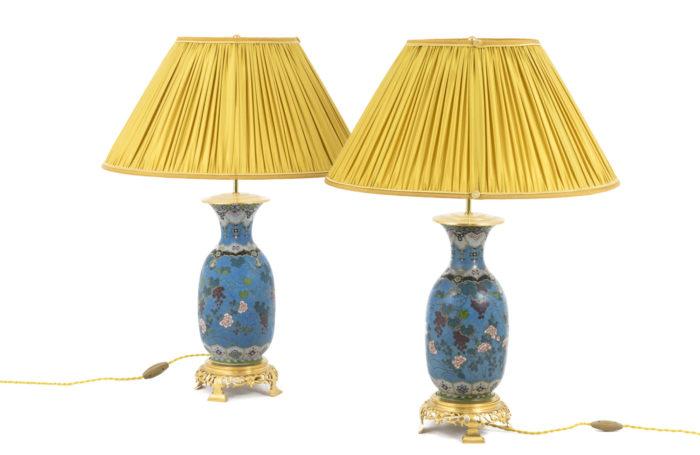 cloisonne enamel lamps prcpl