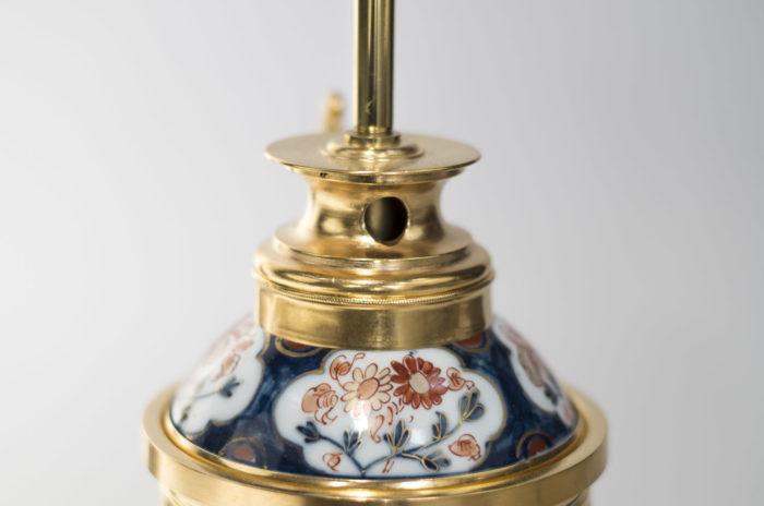 lampes porcelaine imari haut
