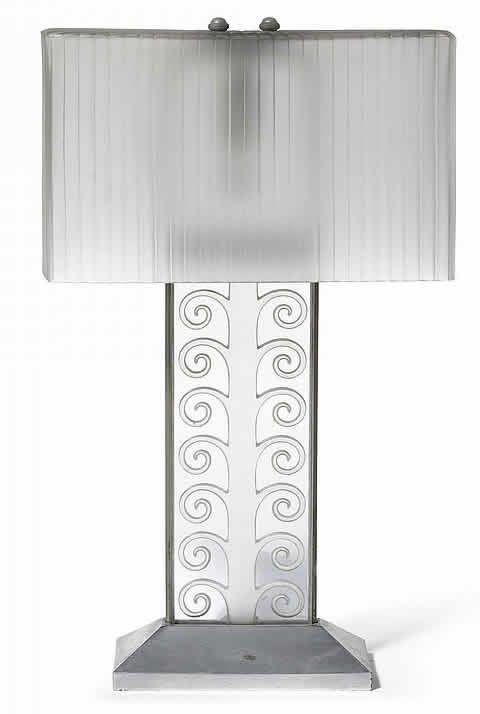 lampe Cardamine Lalique
