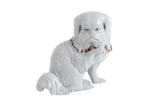 kutani porcelain dog prcpl
