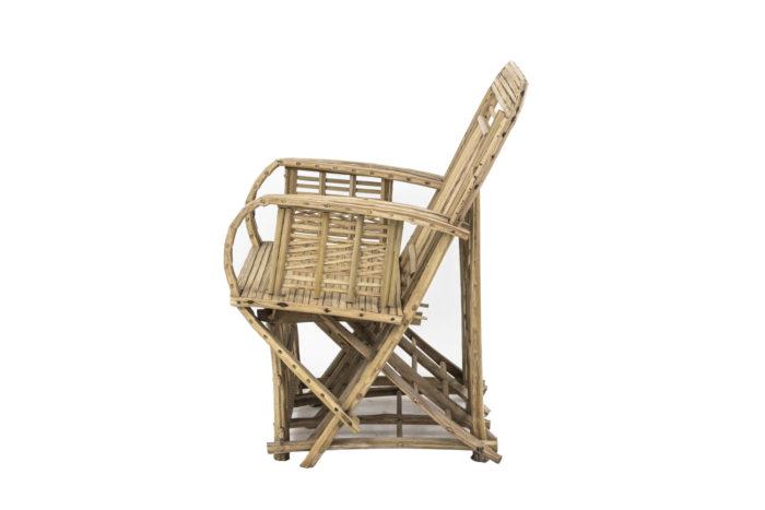 fauteuil ethnique bambou profile 2