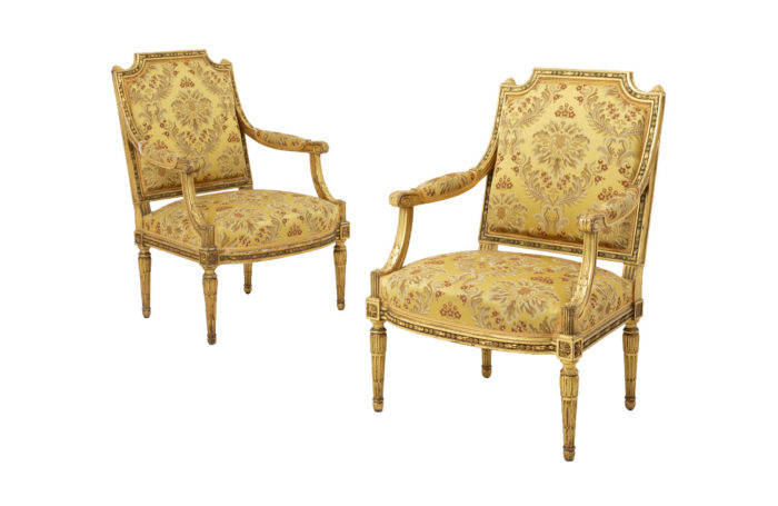 jacob fauteuils style louis xvi prcpl