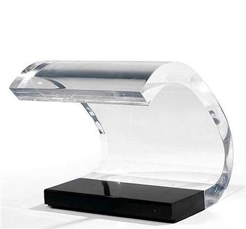 joe colombo lampe modèle n° 281 acrilica