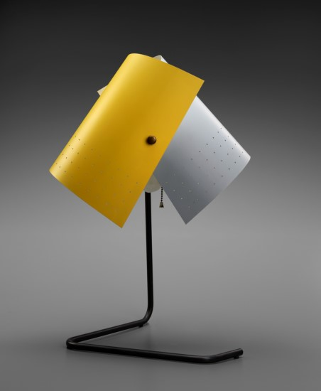 lampe Model n°T-5-G de Lester Geis (MFA Houston)