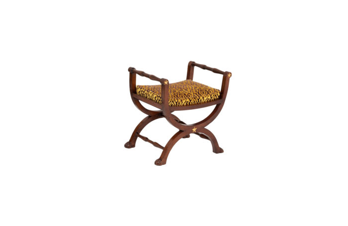 empire style curule seat