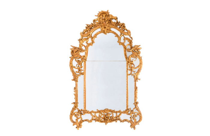 french regence style mirror giltwooda