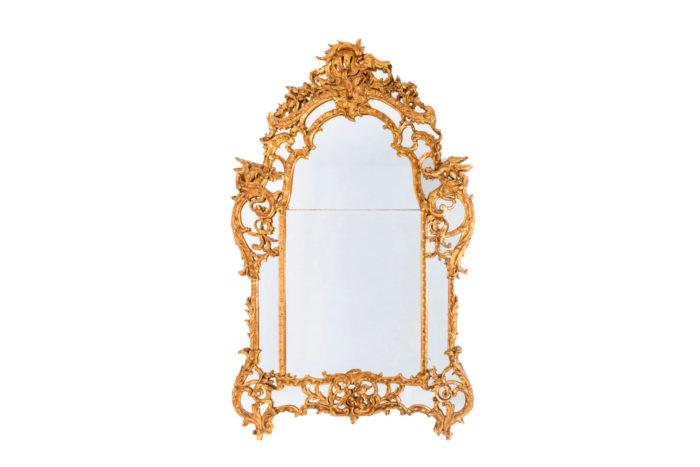 miroir régence parcelose pcple