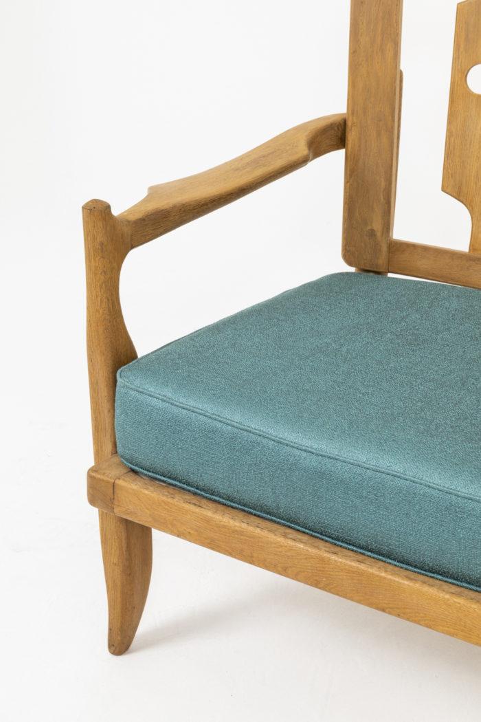 guillerme chambron fauteuils accotoir