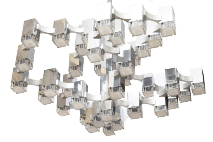 scolari cubic chandelier bottom