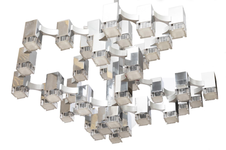 scolari cubic chandelier bottom