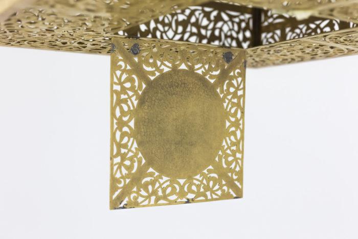 oriental style chandelier trap