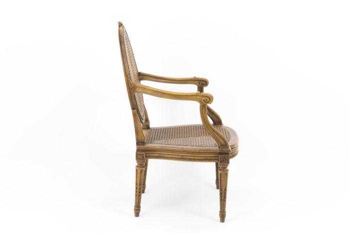 fauteuils style louis xvi cannés côté