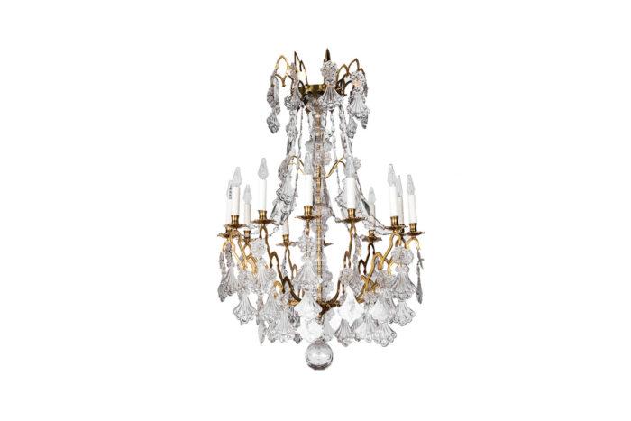 lustre-bronze-doré-cristal