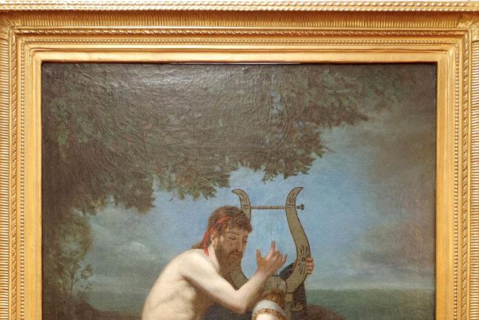 orphee eurydice tableau roucoule haut