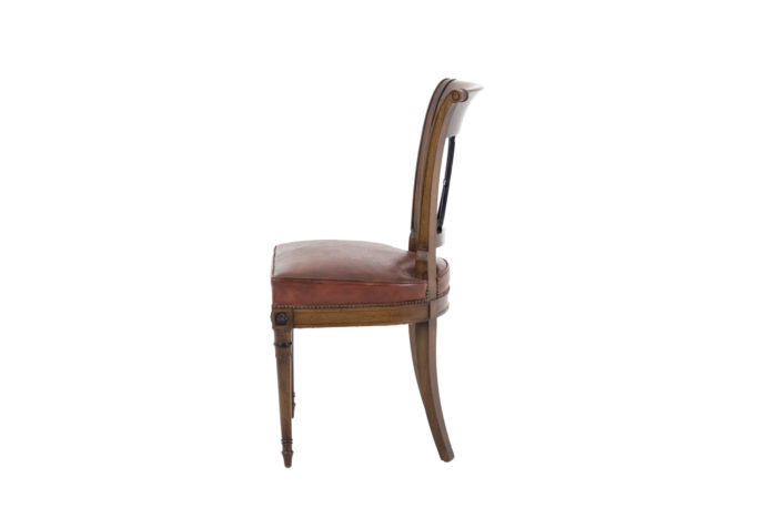 directoire style chairs side