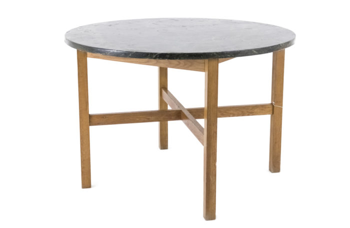 jordi casablancas muntanola table hêtre marbre