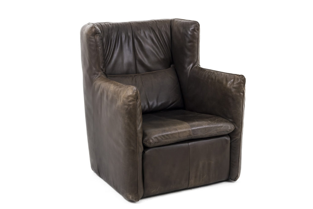 fauteuil cuir montis angle 2