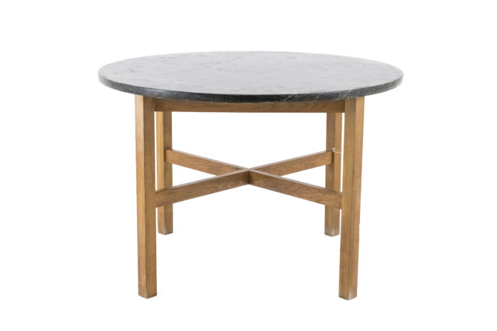 jordi casablancas muntanola table hêtre marbre face