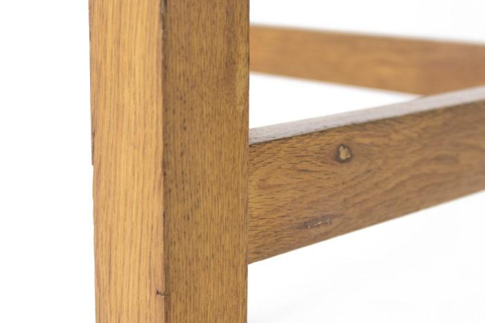 jordi casablancas muntanola table hêtre pieds