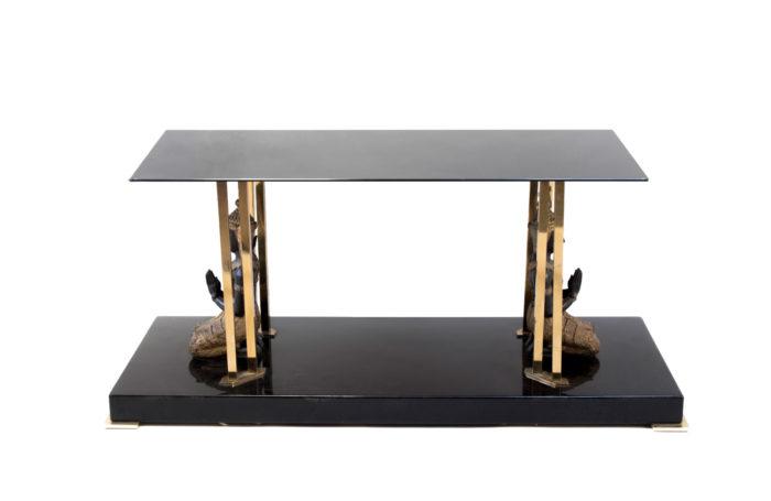 table basse buddha