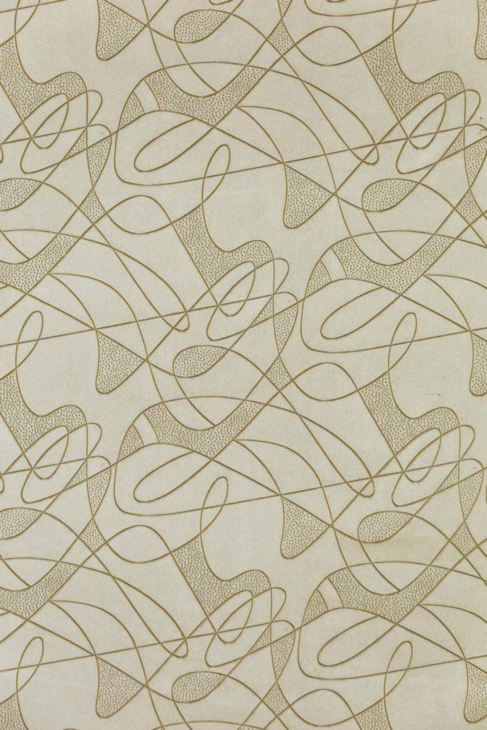 fornasetti porte decor papier peint dos