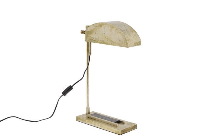 marcel breuer lampe laiton nickelé pcple