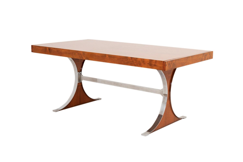 rene jean caillette table sylvie palissandre rio pcple
