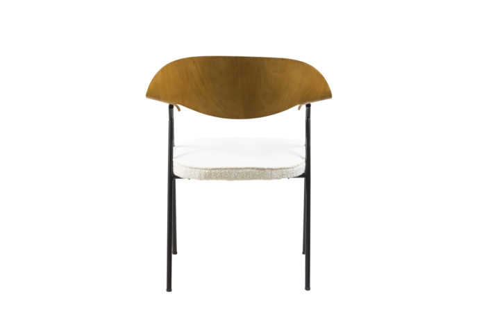 robin day armchair plywood back