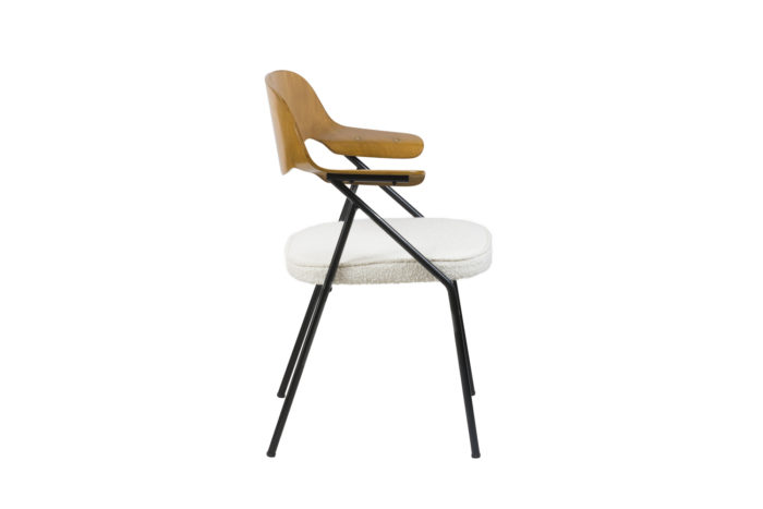 robin day armchair plywood side 2