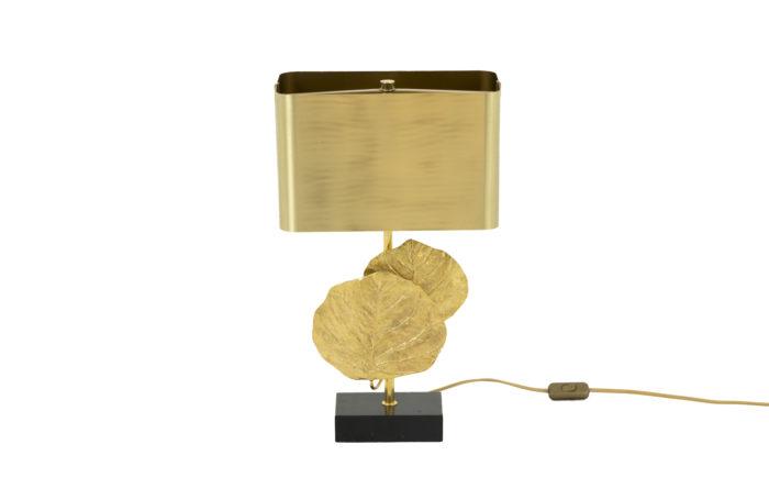 maison charles guadeloupe lamp gilt bronze