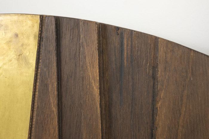 nerone ceccarelli bas relief bois