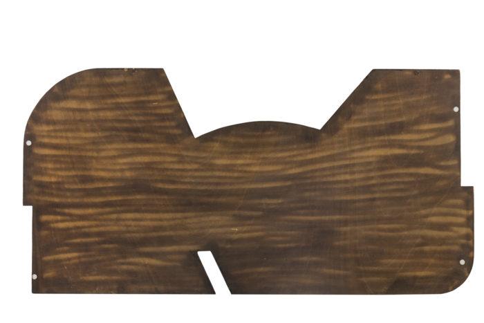 nerone ceccarelli bas relief bois metal dore dos