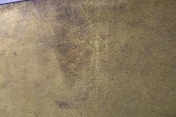 nerone ceccarelli bas relief metal dore