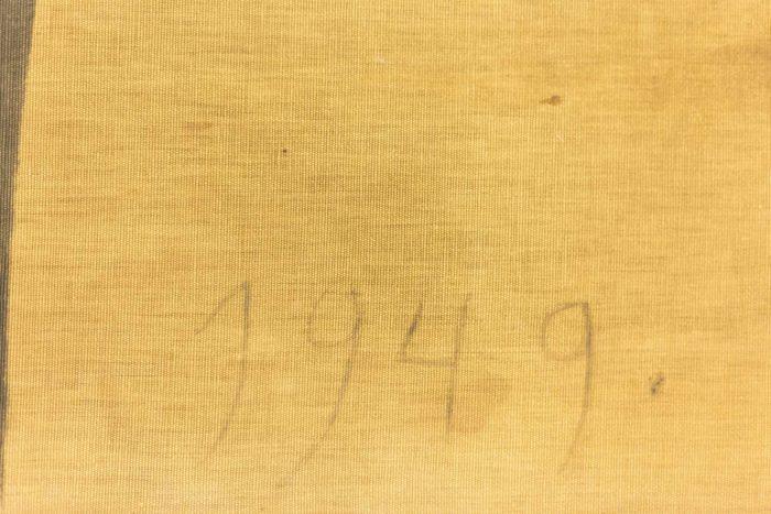 bocian composition abstraite date