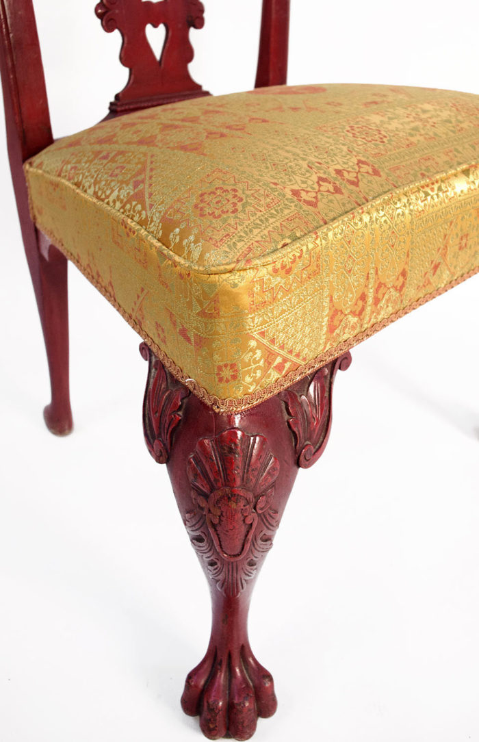 chaise-chippendale-laque-rouge-pieds