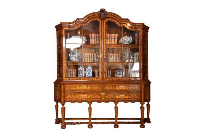 dutch cabinet marquetry main