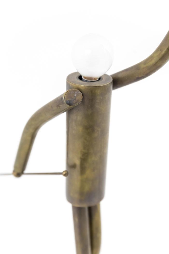 lamp dancer music hall detail