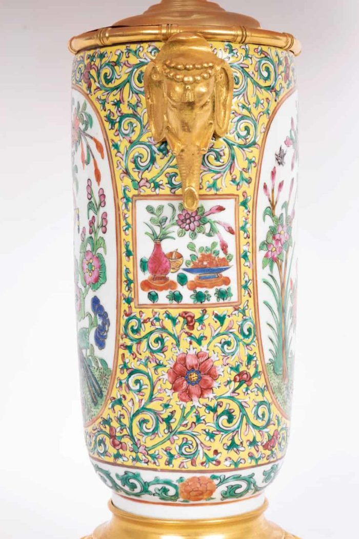 lampe porcelaine samson style canton side 2