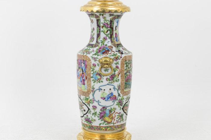 lampes porcelaine samson canton
