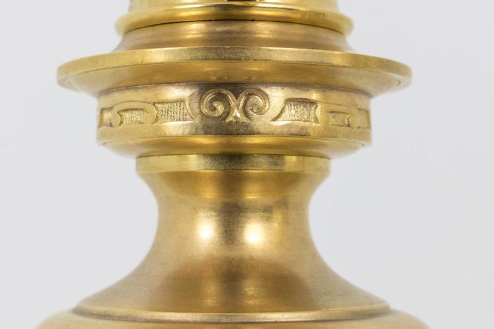 lampes porcelaine samson canton monture