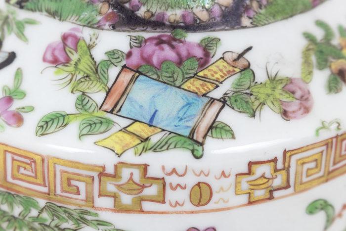 lampes porcelaine samson canton outils
