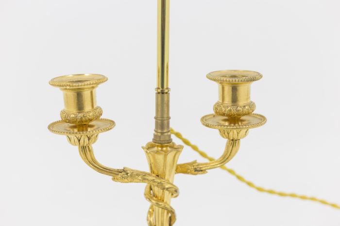 lampes style louis xvi deux feux