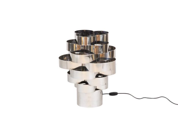 max sauze lampe aluminium